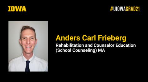 Anders Frieberg Recognition Slide