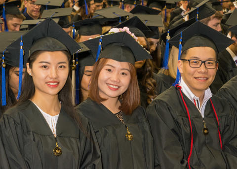 Tippie College of Business Graduates in Apparel