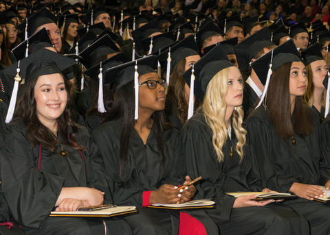 College of Liberal Arts and Sciences Graduates in Apparel