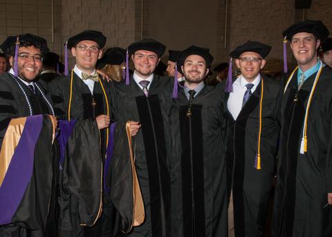 College of Law Graduates in Apparel