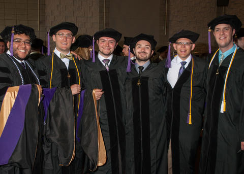 College of Law Graduates in Apparel