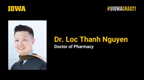 Loc Nguyen Recognition Slide