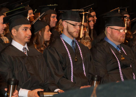 College of Nursing Graduates Tassels