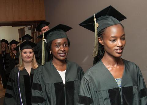 Pharmacy Graduates in Apparel