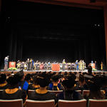 Graduate Doctoral Stage and Floor