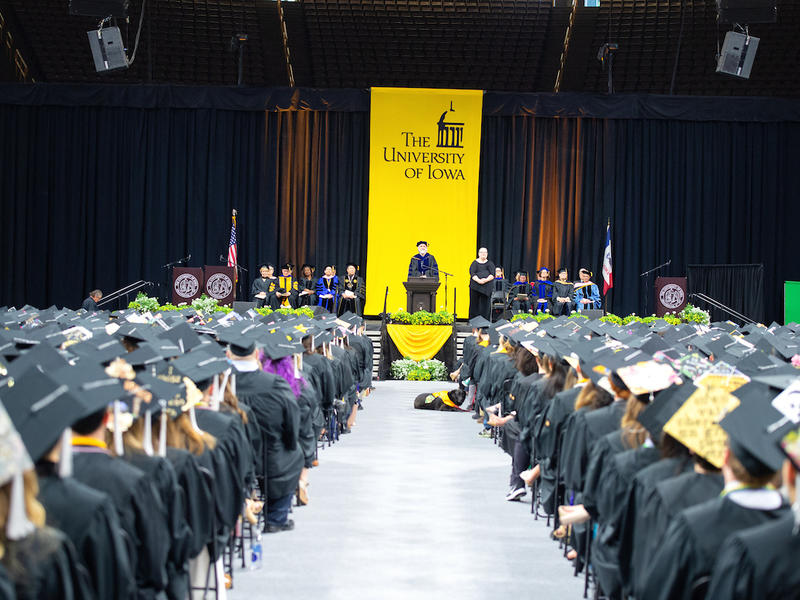 Commencement Ceremony at Carver