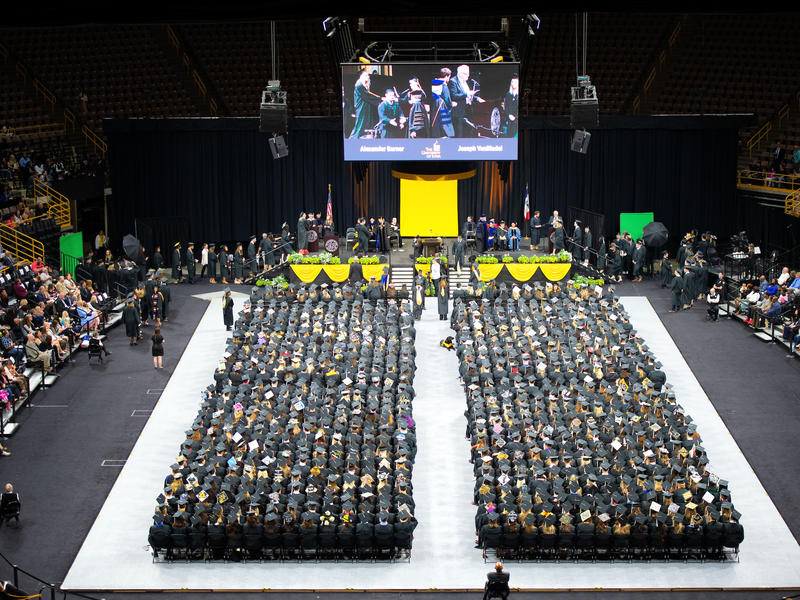 Carver Floor, Stage, and Screen