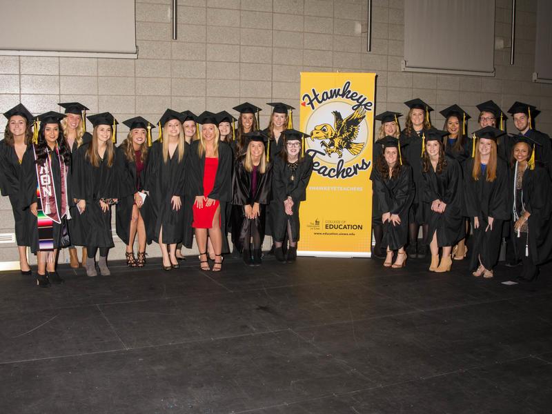 College of Education Graduates