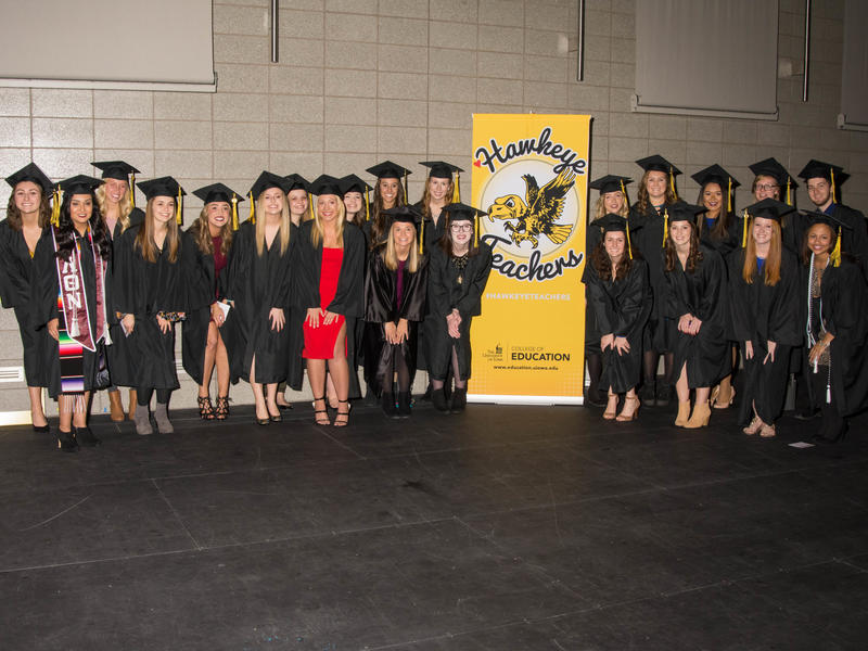 College of Education Graduates