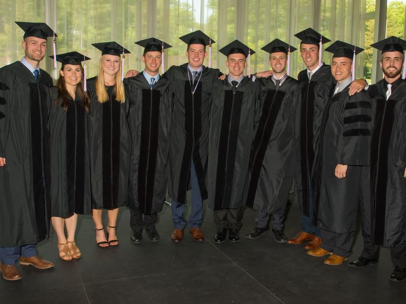 Dentistry Graduates Posing